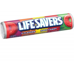 Caramelos Lifesavers Hard Candy Unidad