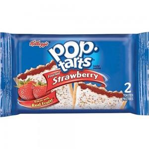 Pop-tarts Frutilla Kellogg's