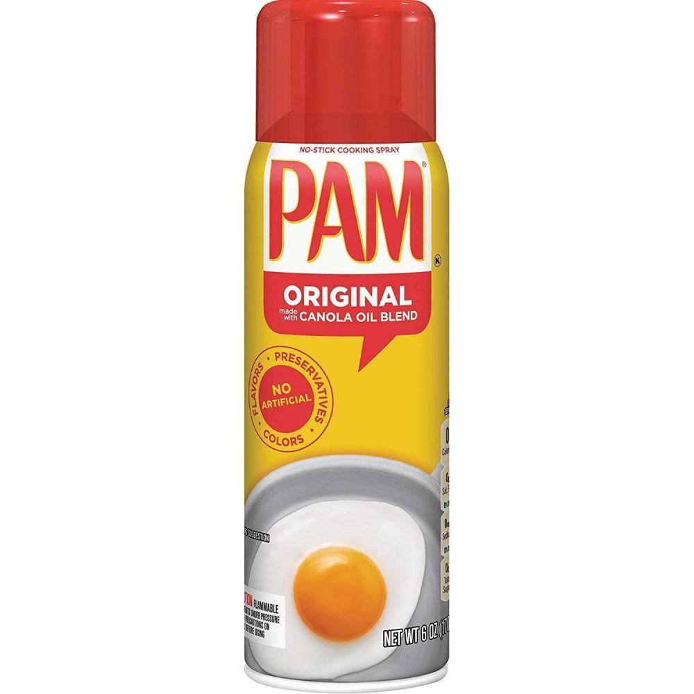 Aceite Canola PAM en Spray