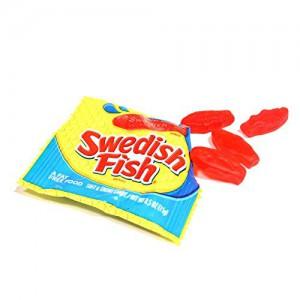 Pack de Dulces Sour Patch Kids y Swedish Fish