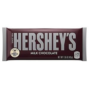 Chocolate de Leche en Barra Hershey's
