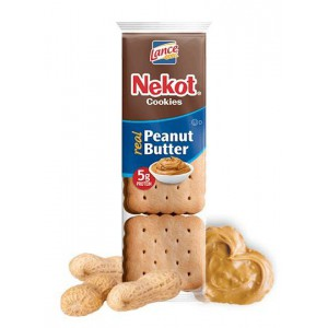 Nekot Galletas Peanut Butter