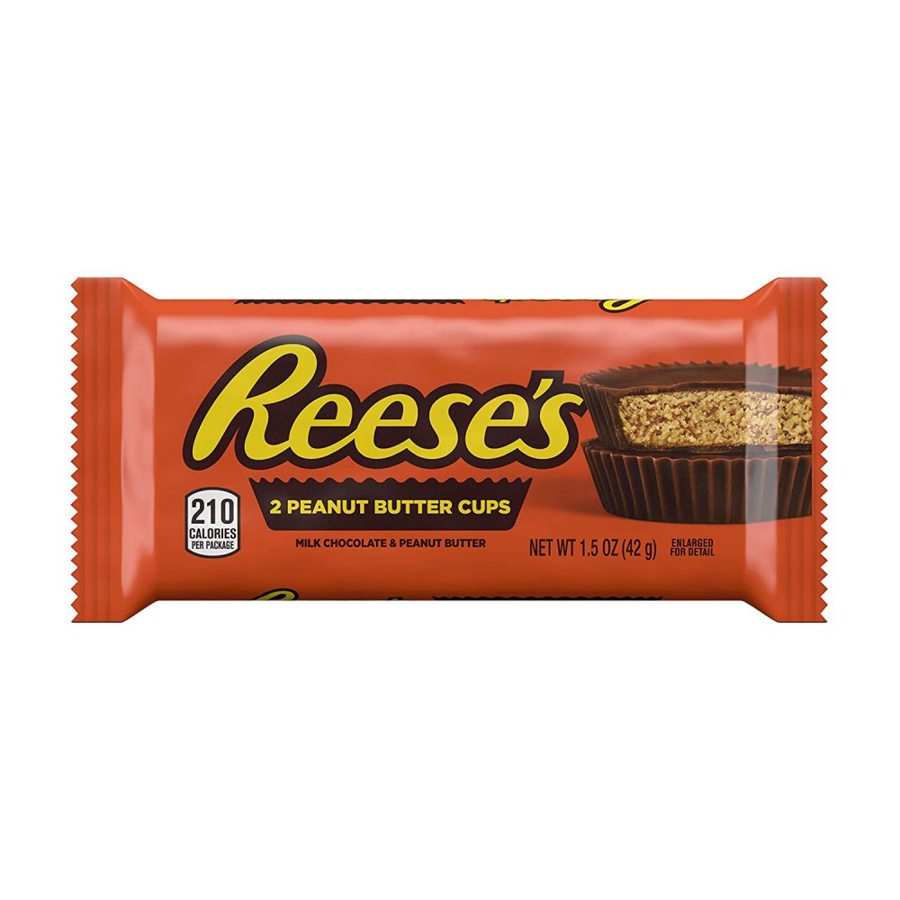 Reese's Milk Chocolate Peanut Butter Cups