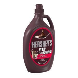 Syrup de chocolate Hershey's