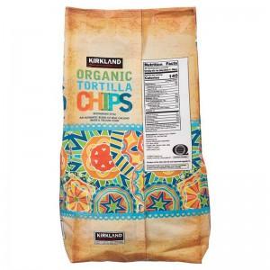 Organic Tortilla Chips Kirkland