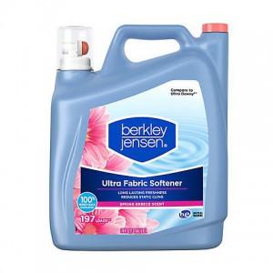 Suavizante Berkley Jensen Ultra Fabric softener