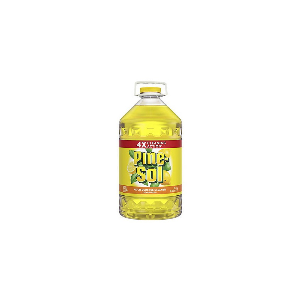 Pine-Sol Lemon-Scent Cleaner