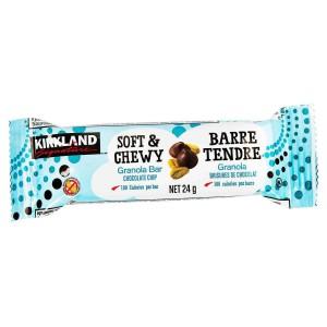 Soft & Chewy Granola Bar Kirkland