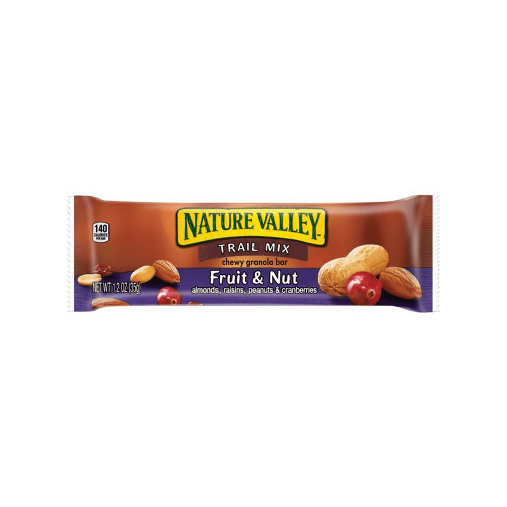 Nature Valley Chewy Trail Mix Fruit & Nut Granola Bar