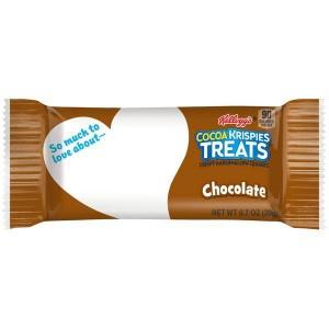 Cocoa Krispies Treats Chocolate Unidad