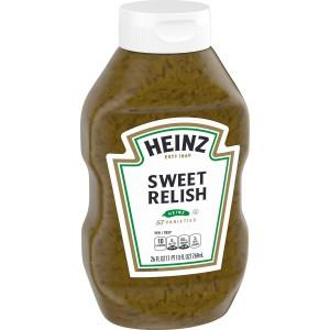 Salsa Dulce de Pepinillos Sweet Relish Heinz