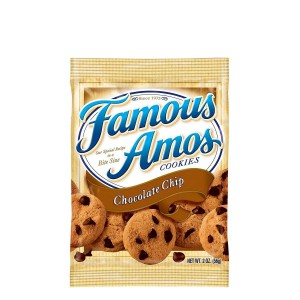 Galletas con Chips de Chocolate Famous Amos