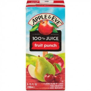Apple & Eve Fruit Punch Juice