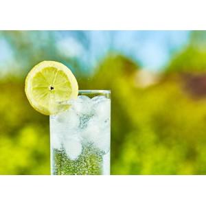 Agua Mineral LaCroix Limón