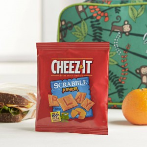 Keebler Cheez-It Scrabble