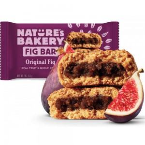 Barra Nature's Bakery Original Fig Bar Higo