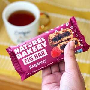 Barra Nature's Bakery Fig Bar Frambuesa