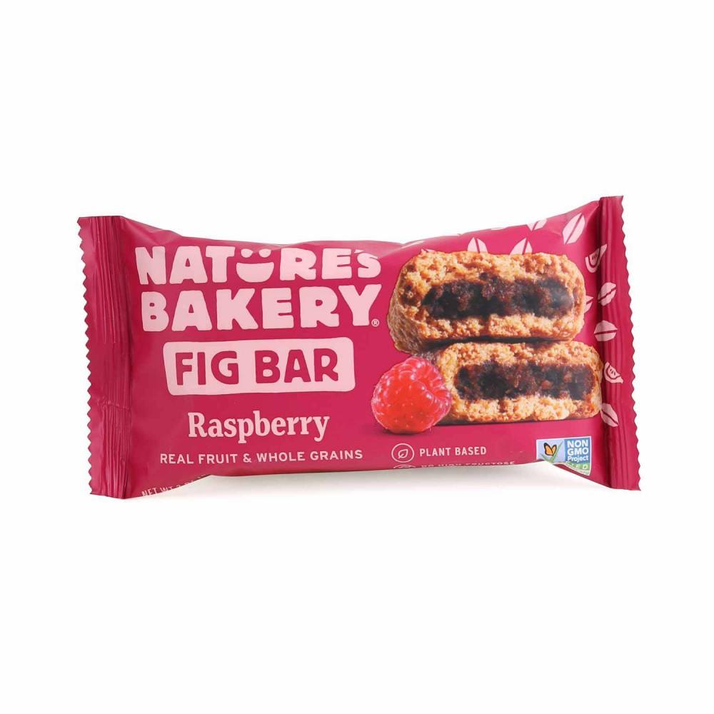 Nature's Bakery Fig Bars Raspberry