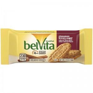 Galleta Belvita Canela Azúcar Morena 50 gr.