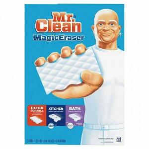 Esponjas para Borrar Mr. Clean 11 uni.