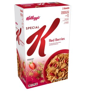 Cereal Kellogg's Berries