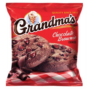Galletas Grandma's chocolate brownie