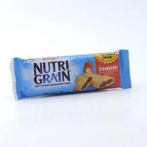 Barrita Nutri Grain Kellogg's Frutilla
