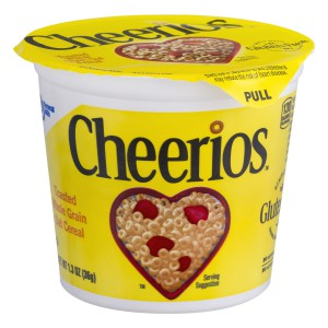 Cereal Cheerios Uni. 36Gr