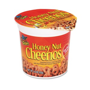 Cereal Cheerios Honey Nut Uni. 51 Gr