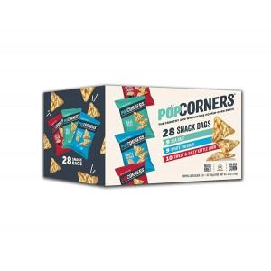 PopCorners Popped-Corn Snack, Variedades 28 ct