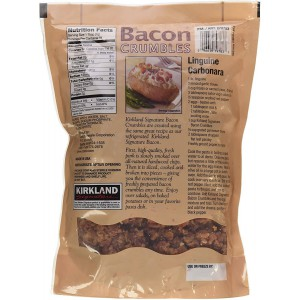 Crumbled Bacon Bits, Kirkland Signature