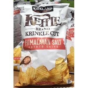 Papitas Fritas con Sal del Himalaya Kirkland