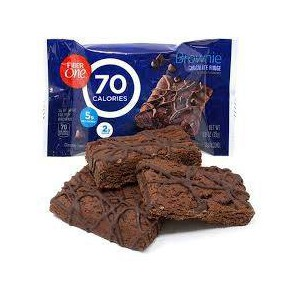 Brownie de Chocolate Fiber One