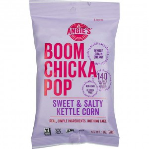 Angie's Boom Chicka Pop Kettle Corn, Sweet & Salty 28g