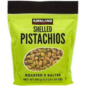 Pistachos salados sin cáscara Kirkland