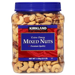 Mix de Frutos Secos Premium, Kirkland Signature