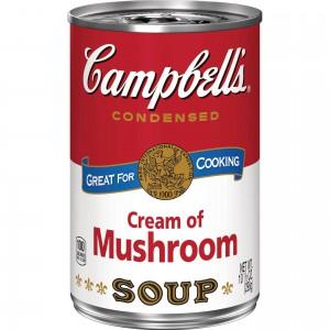 Crema De Champiñones Campbell's Condensed