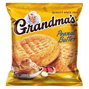 Galletas Grandma's Mantequilla de Maní