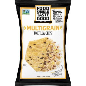 Tortillas Multigrano, Food Should Taste Good