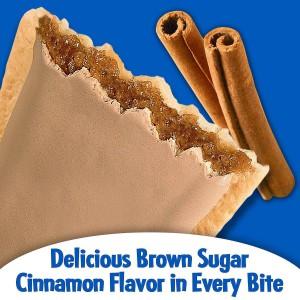Kellogg's Poptarts Brown Sugar Cinnamon