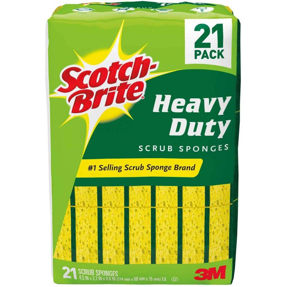 Packs de esponjas Scotch Brite