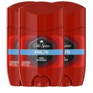 Old Spice Deodorant Bar Fresh