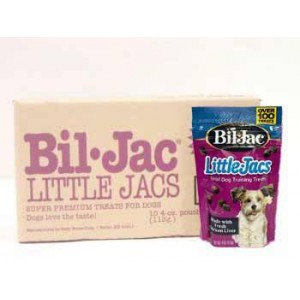 Bil Jac Little Jacs Training Treats for Dogs