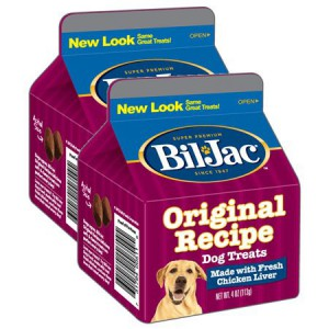 Bil Jac Liver Treats for Dogs