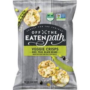 Chips de Verduras Off The Eaten Path