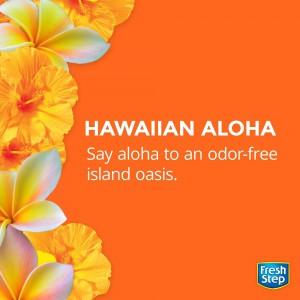 Desodorante ambiental Febreze Hawaiian Aloha