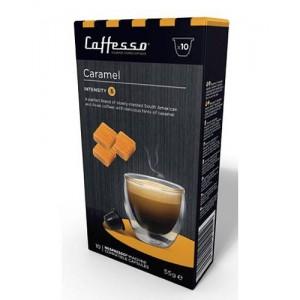 Cápsulas de Café para Máquinas Nespresso Caffesso Caramel