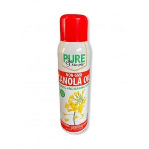 Aceite de Canola en spray Pure & Simple