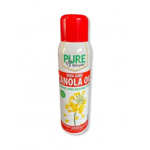 Aceite de Canola en spray Pure & Simple