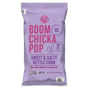 Cabritas de maíz saladas y dulces Angie's Boom Chicka Pop